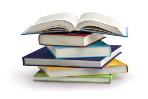 Bild Bücherstapel